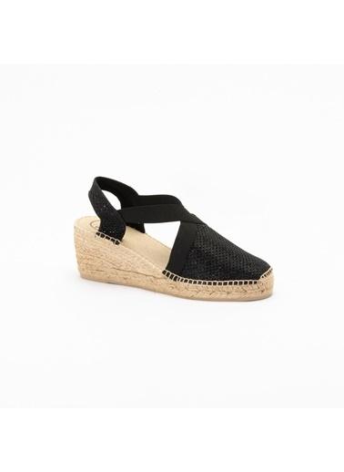 Toni Pons Sandalet Siyah